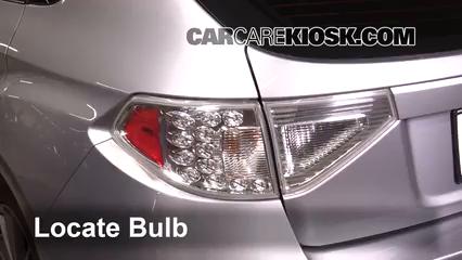 2013 Subaru Impreza WRX 2.5L 4 Cyl. Turbo Wagon Lights
