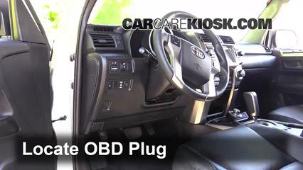2013 Toyota 4Runner Limited 4.0L V6 Check Engine Light