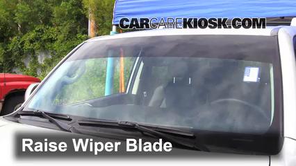 2013 Toyota 4Runner Limited 4.0L V6 Windshield Wiper Blade (Front)