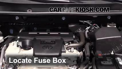 2013 Toyota RAV4 Limited 2.5L 4 Cyl. Fuse (Engine)