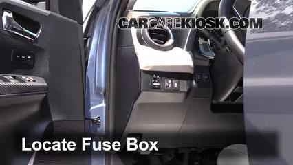2013 Toyota RAV4 Limited 2.5L 4 Cyl. Fuse (Interior)