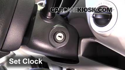 2013 Toyota Tacoma 4.0L V6 Crew Cab Pickup Reloj
