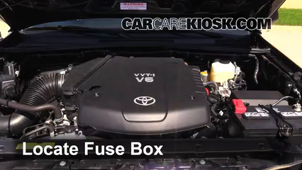 2013 Toyota Tacoma 4.0L V6 Crew Cab Pickup Fusible (motor)