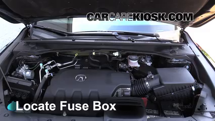 replace a fuse: 2013-2018 acura rdx