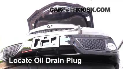 Oil Filter Change Acura Rdx 2013 2018 2014 Acura Rdx 3 5l V6