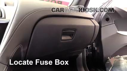 Interior    Fuse    Box Location  20132019    BMW       650i    xDrive Gran