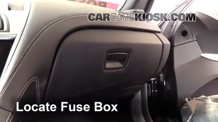 Interior Fuse Box Location: 2013-2017 BMW 650i xDrive Gran Coupe ...