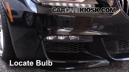 Check Oil Level 2013-2019 BMW 650i xDrive Gran Coupe - 2014