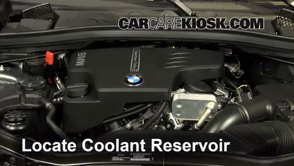 2014 BMW X1 xDrive28i 2.0L 4 Cyl. Turbo Coolant (Antifreeze)