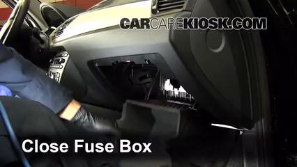interior fuse box location 2013 2015 bmw x1 2014 bmw x1 xdrive28i 2 0l 4 cyl turbo. Black Bedroom Furniture Sets. Home Design Ideas