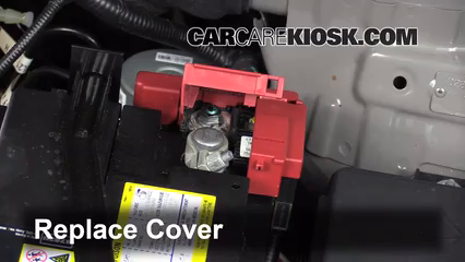 Battery Replacement: 2013-2019 Buick Encore - 2014 Buick Encore
