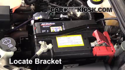 Battery Replacement: 2013-2019 Buick Encore - 2014 Buick Encore 1 4L
