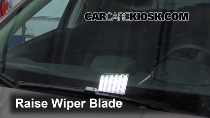2014 Buick Encore 1.4L 4 Cyl. Turbo Windshield Wiper Blade (Front)