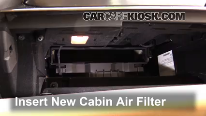 2013 Cadillac Ats 2 0 L Turbo >> Cabin Filter Replacement: Cadillac ATS 2013-2019 - 2014 Cadillac ATS 2.0L 4 Cyl. Turbo