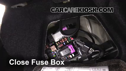interior fuse box location 2013 2018 cadillac ats 2014. Black Bedroom Furniture Sets. Home Design Ideas