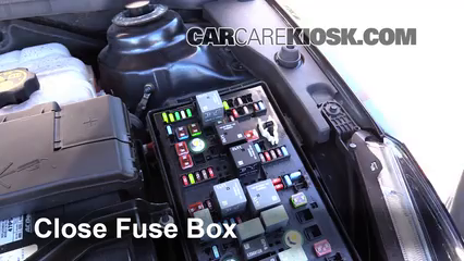 Replace a Fuse  20112016 Chevrolet    Cruze     2014 Chevrolet