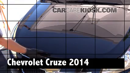 2014 Chevrolet Cruze LS 1.8L 4 Cyl. Sedan (4 Door) Review