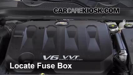 2014 impala fuse box access 2014 impala fuse box