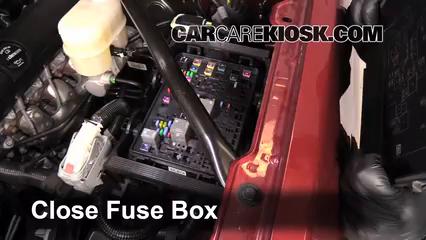Blown Fuse Check 2014-2018 Chevrolet Silverado 1500 - 2014 ...