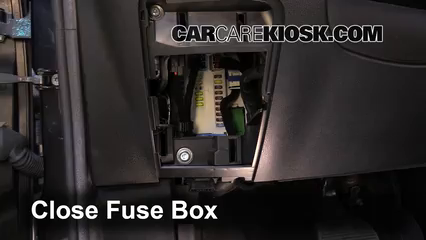 interior fuse box location: 2014-2019 fiat 500l - 2014 fiat 500l 1 4l 4  cyl  turbo