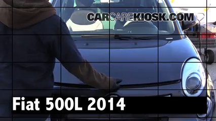 CarCareKiosk All Videos Page - Fiat 500L 2014