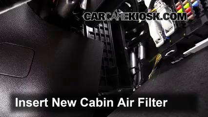Cabin Filter Replacement Ford Escape 2013 2017 2014 Ford Escape S