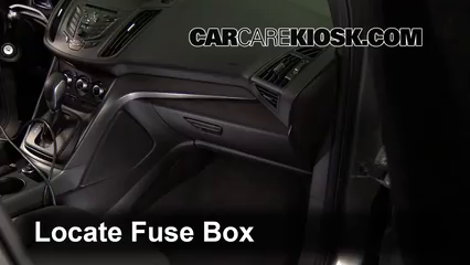 Fuse Interior Part 1 interior fuse box location 2013 2016 ford escape 2014 ford 2003 ford escape interior fuse box location at bakdesigns.co