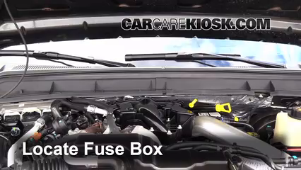 replace a fuse 2008 2016 ford f 350 super duty 2014 ford f 350