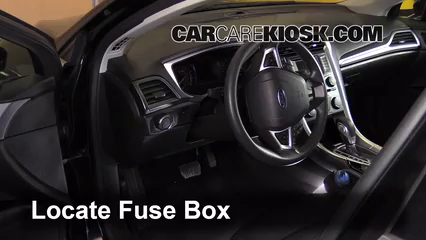 Fuse Interior Part 1 interior fuse box location 2013 2016 ford fusion 2014 ford 2013 ford fusion fuse box location at crackthecode.co