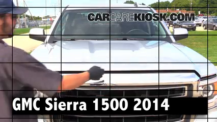 2014 GMC Sierra 1500 SLE 4.3L V6 FlexFuel Crew Cab Pickup Review