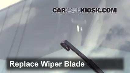 Front Wiper Blade Change Honda Accord (2013 2017)   2014 Honda Accord EX L  3.5L V6 Sedan