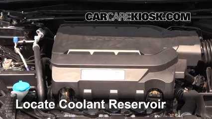 2014 Honda Accord EX-L 3.5L V6 Sedan Coolant (Antifreeze)