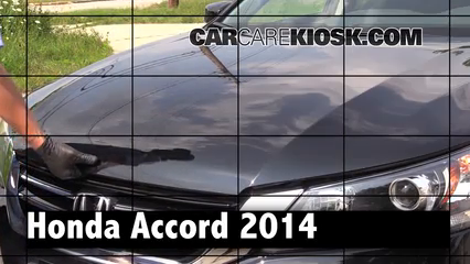 2014 Honda Accord EX L 3.5L V6 Sedan Review