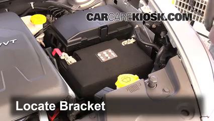 Battery Replacement: 2014-2019 Jeep Cherokee - 2014 Jeep