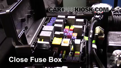 Interior Fuse Box Location: 2007-2017 Jeep Wrangler - 2008 Jeep Wrangler  Unlimited Rubicon 3.8L V6CarCareKiosk