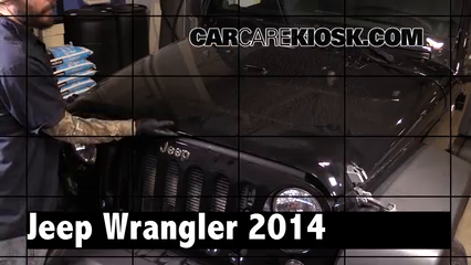 2014 Jeep Wrangler Sport 3.6L V6 Review