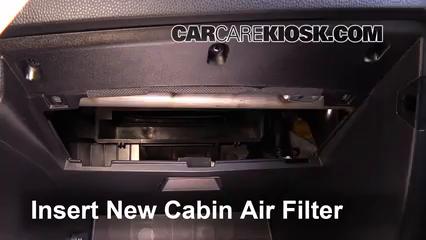 Cabin Filter Replacement: Kia Soul 2014-2019 - 2014 Kia ...