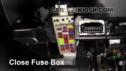 2013 Lexus Fuse Box Wiring Diagram