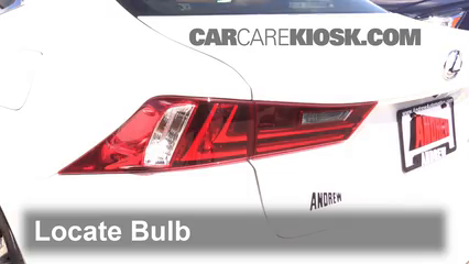 CarCareKiosk All Videos Page - Lexus IS250 2014