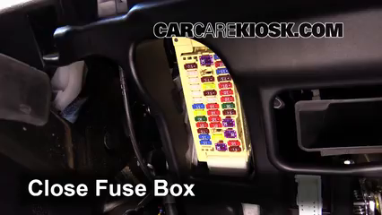 interior fuse box location: 2010-2015 lexus rx350 - 2014 lexus rx350 3 5l v6