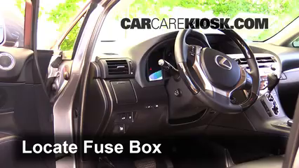interior fuse box location 2010 2015 lexus rx350 2014 lexus rx350 rh carcarekiosk com 2007 lexus rx 350 fuse box location 2007 lexus gs 350 fuse box location