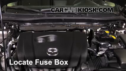 2014 Mazda 3 Touring 2.0L 4 Cyl. Sedan%2FFuse Engine Part 1 replace a fuse 2014 2016 mazda 3 2014 mazda 3 touring 2 0l 4 mazda 3 fuse box at bakdesigns.co