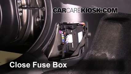 interior fuse box location 2014 2018 mazda 3 2014 mazda. Black Bedroom Furniture Sets. Home Design Ideas