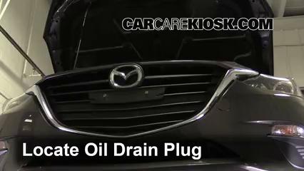Oil U0026 Filter Change Mazda 3 (2014 2017)