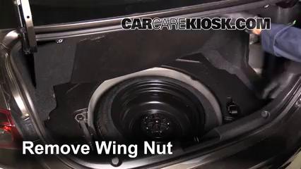 Fix a Flat Tire: Mazda 3 (2014-2018) - 2014 Mazda 3 Touring