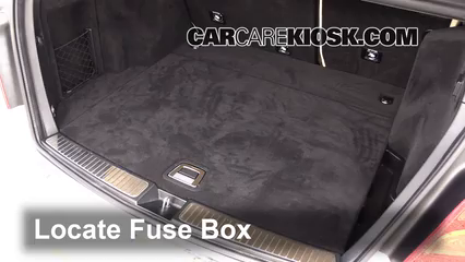 Fuse Interior Part 1 interior fuse box location 2010 2015 mercedes benz glk350 2014 2013 GLK 350 Accessories at nearapp.co