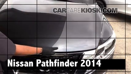 2014 Nissan Pathfinder SL Hybrid 2.5L 4 Cyl. Supercharged Review