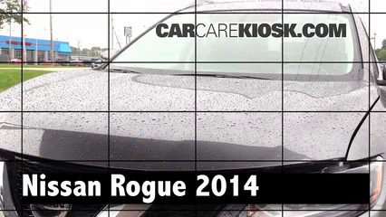 2014 Nissan Rogue SL 2.5L 4 Cyl. Review
