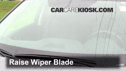 2014 Nissan Rogue SL 2.5L 4 Cyl. Windshield Wiper Blade (Front)