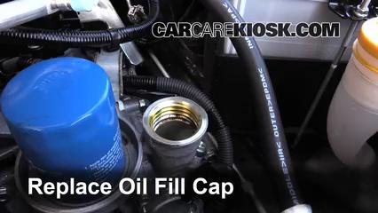 Subaru Crosstrek Oil >> How To Add Oil Subaru Xv Crosstrek 2013 2016 2014 Subaru Xv